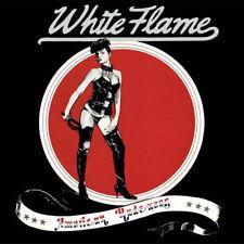 WHITE FLAME American Rudeness LP . punk lou reed kim fowler television cbgb