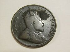 Hong Kong 1905-H 1 Cent Coin