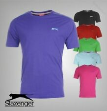 Slazenger Short Sleeve Regular Size T-Shirts for Men