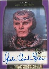 Julie Caitlin Brown as Na'toth Autograph A14, Babylon 5 Season Five