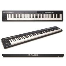 M-AUDIO KEYSTATION 88 (2nd gen) keyboard controller tastiera usb/midi