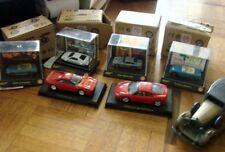 LOT 7 VOITURE CARS JAMES BOND 007 ROLLS ROYCE PHANTOM III FAL FERRARI 288 GTO