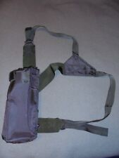 Racal Clansman Cougar PRM4515H Carry Pouch harness shoulder strap. Army. Radio.