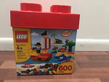 NEW LEGO 4628 Fun with Bricks 600-Piece, SEALED!