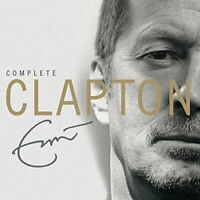 Eric Clapton - Complete Clapton - Eric Clapton CD WWVG FREE Shipping