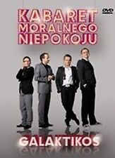 KABARET MORALNEGO NIEPOKOJU - DVD - Polen,Polnisch,Polish,Polska.Poland,Polonia