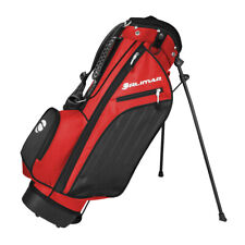 Orlimar Golf ATS Junior Boys Red Black Series Carry Stand Bag Kids 9-12 Years