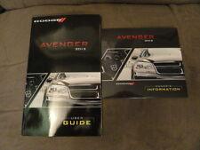 2012 Dodge Avenger - OWNERS MANUAL