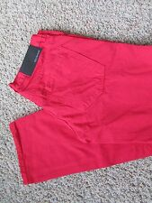 NEW ROCAWEAR RED STRAIGHT FIT  JEANS MENS 36X32 FREE SHIP