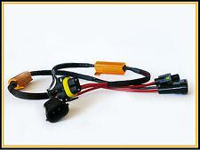 HB4 PLUG AND PLAY LED CAR BULBS RESISTORS NO CAN BUS ERROR MERCEDES BENZ 1