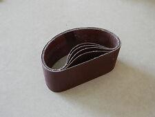 2-1/2 x 14 80 grit sanding belt (5 pak)