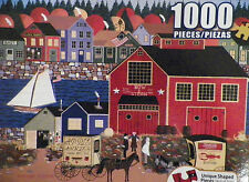 PUZZLE.....JIGSAW.....KLEEM......Old Friends....1000 Pc...Sealed
