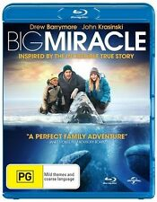 BIG MIRACLE (2012) BLURAY Region B