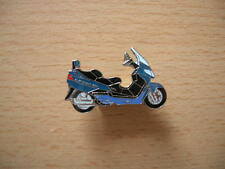 Pin Suzuki Burgman 400 blau blue Motorrad Roller Art 0813 Scooter Motorbike Moto