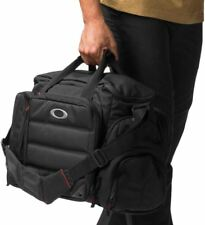NEW! OAKLEY BREACH RANGE Bag Black 92801-001 Shooting Duffel Bag