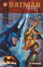 DC Premium 36 HC Batman: Hong Kong tedesco Hardcover LIM. Doug Moench/Wong