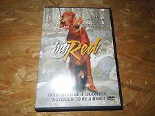 Big Red (DVD, 2002) ANCHOR BAY *****LN*****