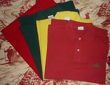 012 UNITED COLORS OF BENETTON - POLO ENFANT t XL - 4 COULEURS DIFFÉRENTES