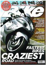 Bike December Monthly Transportation Magazines