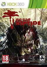 Dead ISLAND RIPTIDE XBOX 360 * in ottime condizioni *