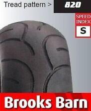 Neumáticos y cámaras de ancho de neumático 150 para motos