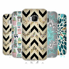 OFFICIAL TANGERINE-TANE TEXTURE & PATTERNS SOFT GEL CASE FOR HTC PHONES 1