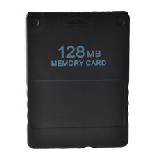 128 MB Storage Space Memory Card Unit Data Stick for Sony PS2 Console Video