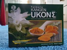 100% Natural Turmeric Kangen UKON Sigma Enagic 100 capsules