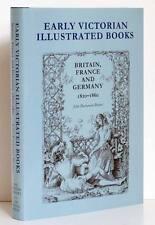 VICTORIAN ILLUSTRATED BOOKS 1820-1860 British French German Cruikshank More New