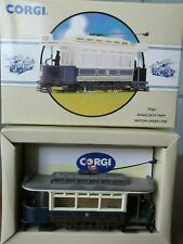Corgi 97263, Single Deck Tram, Ashton-Under-Lyne Corporation Tramways, Hyde