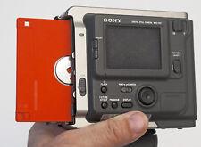 Sony Mavica MVC-FD7 Vintage Floppy Digital Camera VERY COOL WORKING FREE SHIPPIN