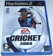 Cricket 2004 - para Sony Playstation 2