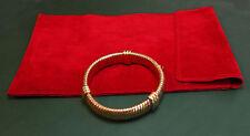 Erstklassiges CARTIER 750 Tricolor-GOLDARMBAND • 18,7 cm • 40,95 g Gold-Armband