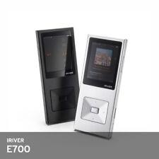 iRiver E700 Audio Player 2In 192kHz 24bit Hi-Fi DSD mp3 FLAC APE 32GB 65g Silver