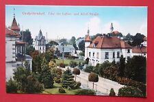 AK GROßRÖHRSDORF in Sa. um 1910 Ecke Luther und Adolf-Strasse    ( 26175