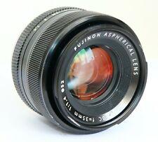 FUJIFILM FUJINON EBC XF 35mm f1.4 35/1.4 X-PRO1 X-E1 X-M1 X LENS