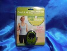 Gaiam Pedometer with Audio CD - Intermediate Level Debbie Rocker Walking Fit Kit