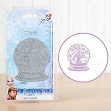 Disney Frozen Craft Dies - Elsa Snowglobe - 014 - New Out