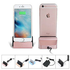 Desktop Charger Dock Charging Stand for iPhone 5 6s 7 Android Phones lightning