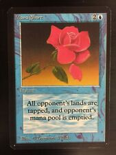 Mana Short - MTG - Alpha Magic The Gathering NEAR MINT