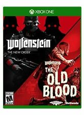 Wolfenstein: The Two-Pack - NEW OLD Xbox One - Download Code - FAST Delivery