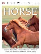 DK Eyewitness Books: Horse (Paperback or Softback)