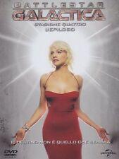 Dvd BATTLESTAR GALACTICA *** Stagione 04 - (Box 6 Dvd) ***......NUOVO