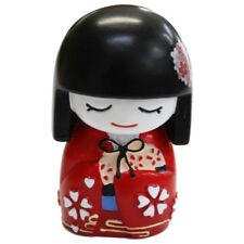 Giapponese Mai Kokeshi Bambola Rosso