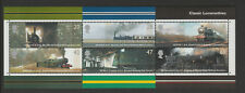 SPECIAL OFFER GREAT BRITAIN 2004 LOCOMOTIVES M/SHEET MS 2423 MNH.