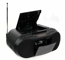 Sony Cfds70Blk 3.4W Portable Bluetooth Boombox