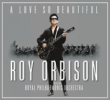 Roy Orbison With The Royal Philharmonic Orchestra a Love so CD 2017