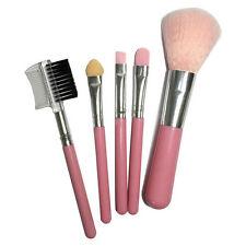 brilliant Organic Economical Starter Makeup Brush Set Make up  cheap cost PINK