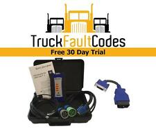 124032 Nexiq USB Link 2 with OBDII Cable Interface Adapter Truck Replaces 125032