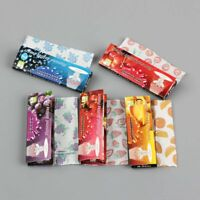 DIY 5 Fruit Flavored Smoking Cigarette Hemp Tobacco Rolling Papers 250 Leaves US